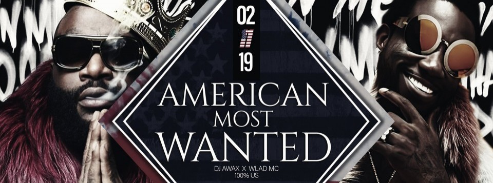 AMERICAN MOST WANTED