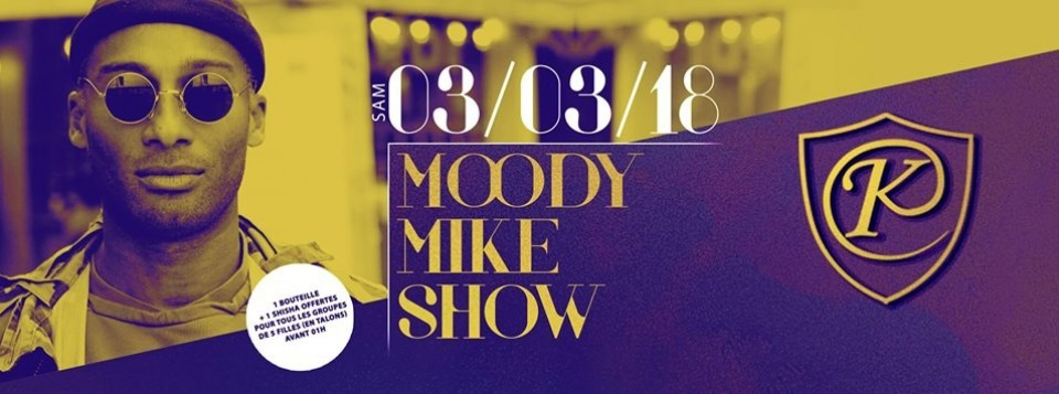 DJ MOODY MIKE SHOW