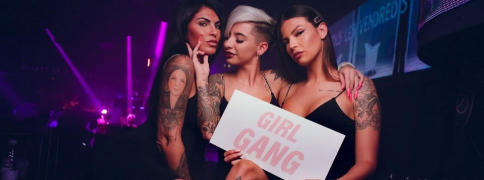 GIRL GANG | VEN. 15 NOV.